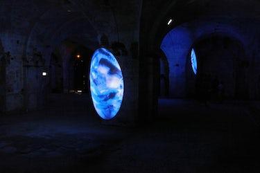 Fin'Amor', video-sound installation