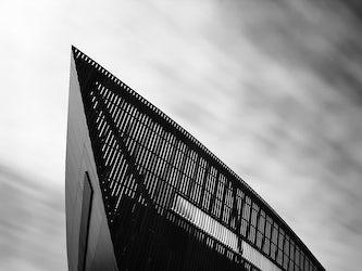 Mons Congress Building Daniel Libeskind