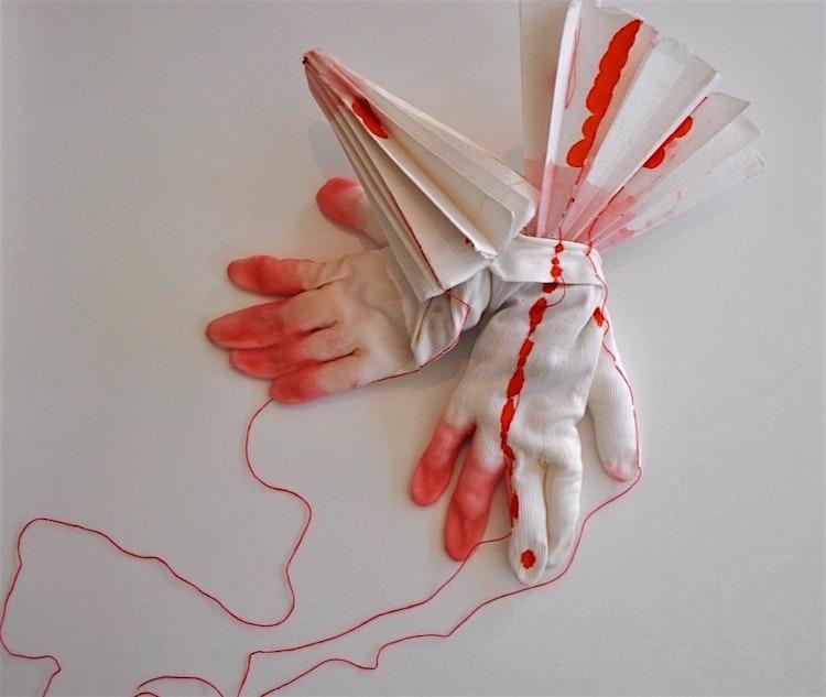 'Blood-Dripping' II 1-2