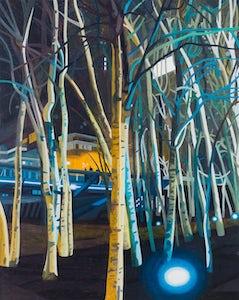 Bankside Birches 1