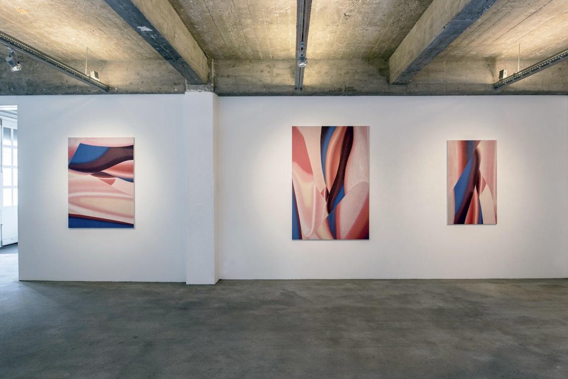 Tentoonstellingsaanzicht Ulterior Motives, C & H, Amsterdam
