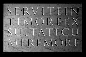 Opus 18 nr.2 - Psalm II - SERVITE CON TIMORE EXSULTATE CON TREMORE b.
