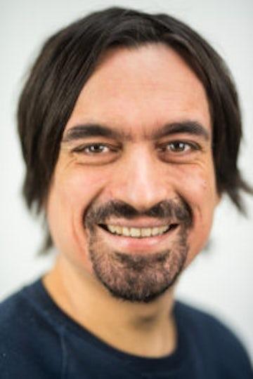 Eric de Vroedt (foto Bart Grietens)