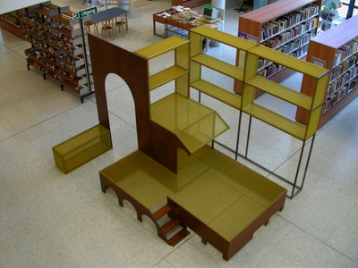 Studiolo (Library Of Walks)