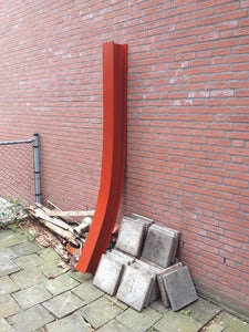 Adaptability of a abandoned steel beam