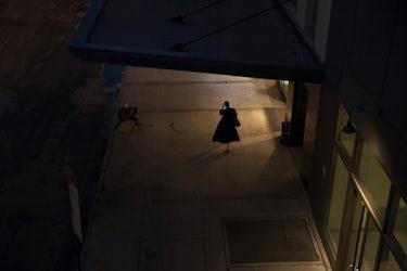 'Into the night', USA 2017  lightbox