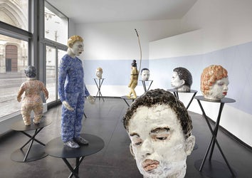 Installatie De Garage 2020-2021, Mechelen