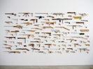 GUNS mural