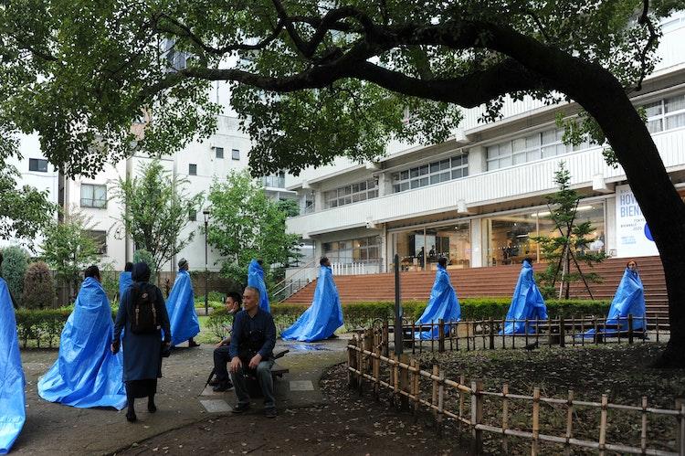 Artificial Walk Tokyo