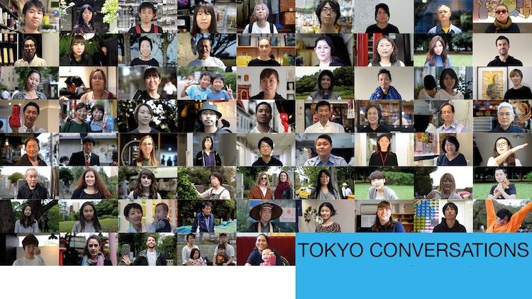 TOKYO CONVERSATIONS